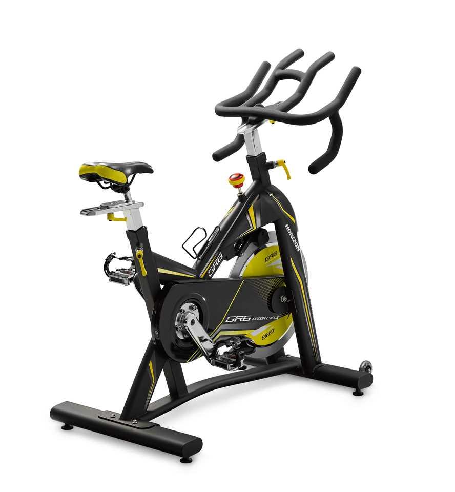 Bicicleta spinning Horizon GR6