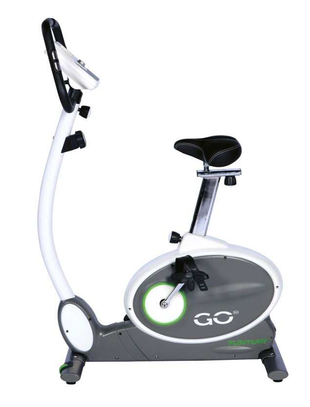 Bicicleta estática Tunturi Go Bike 30