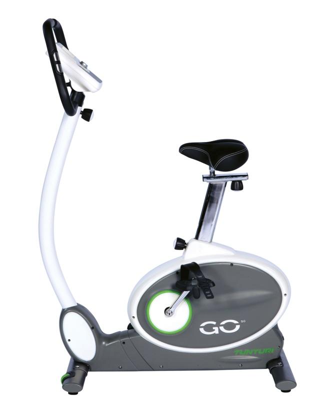 Bicicleta estática Tunturi Go Bike 50