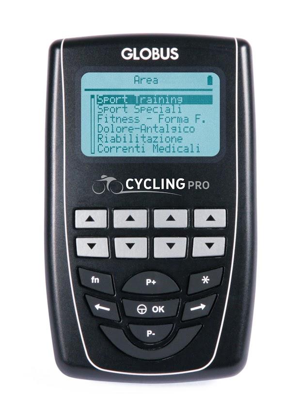 Electroestimulador Globus Cycling Pro