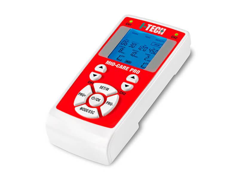 Electroestimulador i-Tech Mio-Care Pro