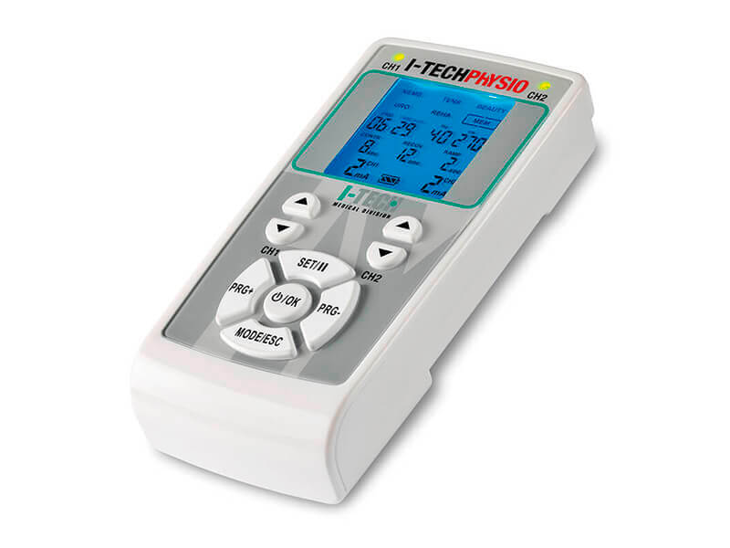 Electroestimulador i-Tech Physio