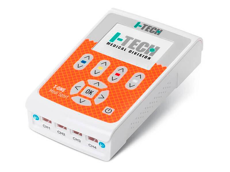 Electroestimulador i-Tech T-One Medi Sport