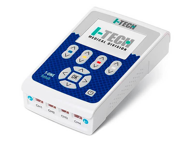 Electroestimulador i-Tech T-One Rehab
