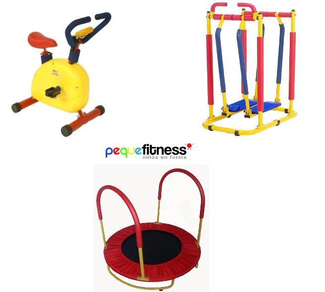 Set Fitness Infantil 1