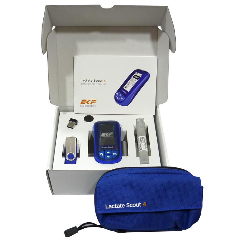 Analizador Lactato Lactate Scout 4 Start