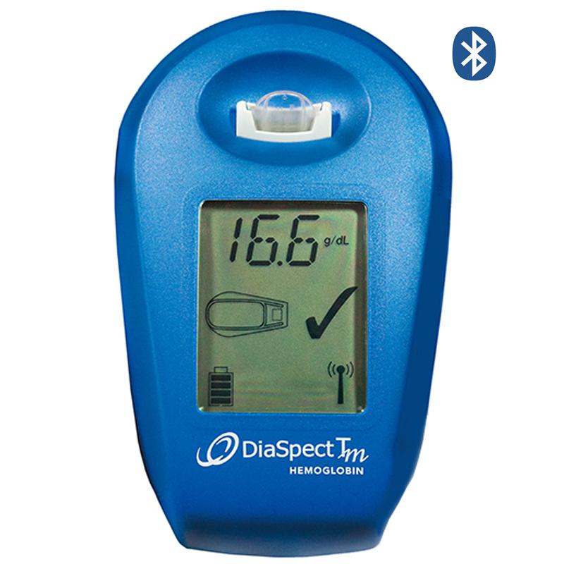 Analizador de Hemoglobina DiaSpect Tm BT con Bluetooth