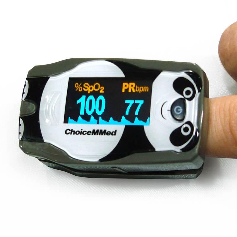 Pulsioxímetro Pediátrico de dedo C55
